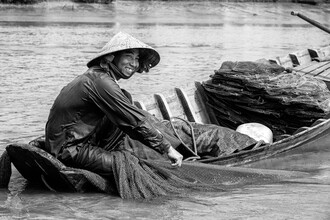 Darius Ortmann, Fischer im Mekong Delta (Vietnam, Asien)