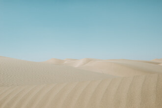 Li Ye, Desert in Xinjiang (China, Asia)