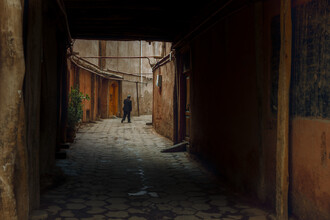 Li Ye, The Old City of Kashgar (China, Asien)