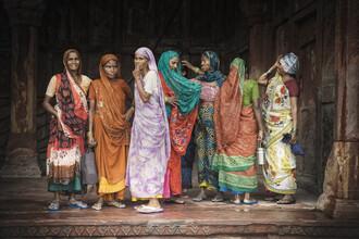 Fabio Marcato, Colors (Indien, Asien)