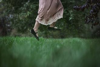 Katja Kemnitz, Ich setzte den Fuß in die Luft und sie trug... (Deutschland, Europa)