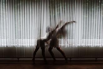 Katja Kemnitz, Behind the curtain (Germany, Europe)