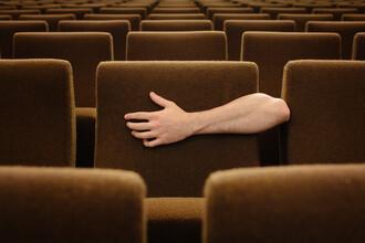 Katja Kemnitz, Alone in the cinema (Germany, Europe)