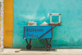 Philipp Awounou, Fastfood (Kolumbien, Lateinamerika und die Karibik)