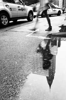 After the Rain - fotokunst von Rob van Kessel