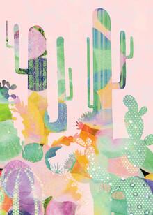 Katherine Blower, Cacti or coral? (Großbritannien, Europa)