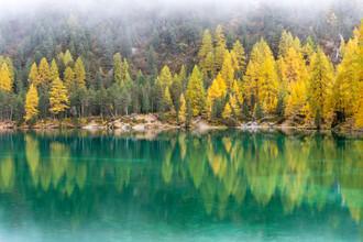 Mamo Photography, Bergsee im Herbst (Schweiz, Europa)