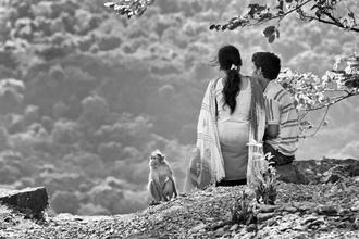 Threesome - fotokunst von Rob van Kessel