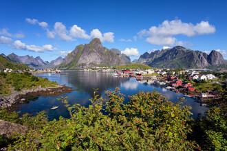 Dave Derbis, Arctic Idyll (Norway, Europe)