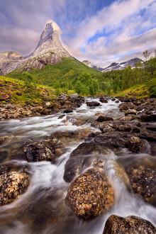Dave Derbis, Stetind (Norwegen, Europa)