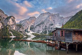 Dave Derbis, Lago di Braies (Italy, Europe)