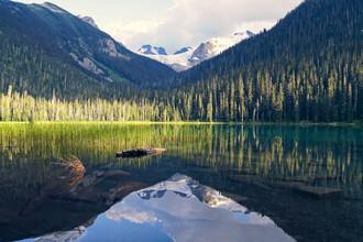 Jianwei Yang, Joffre Lakes (Kanada, Nordamerika)