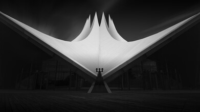 Tempodrom | Berlin - Fineart photography by Ronny Behnert