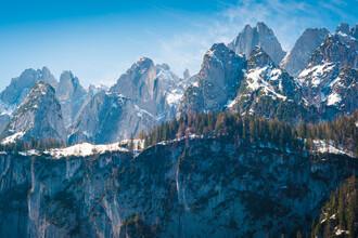 Martin Wasilewski, Gipfel am Gosaukamm (Österreich, Europa)