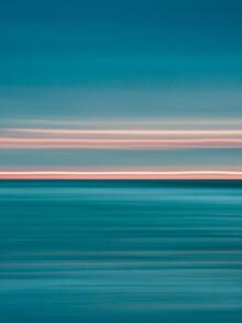 Blue hour - fotokunst von Holger Nimtz