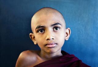 Victoria Knobloch, Little monk (Sri Lanka, Asia)