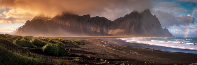 Sebastian Warneke, Vestrahorn, Iceland (Iceland, Europe)
