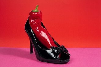 Loulou von Glup, Shoe and Pepper 1 (Belgium, Europe)