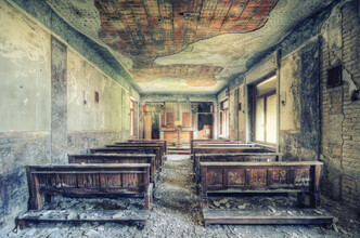 Christopher Prenzel, Lost Places Italy (Italien, Europa)