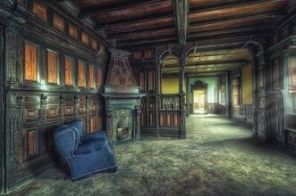 Christopher Prenzel, Verlassene Villa (Deutschland, Europa)