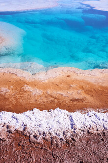 Marvin Kronsbein, Ausschnitt einer Lagune (Chile, Lateinamerika und die Karibik)