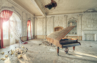 Christopher Prenzel, Verlassenes Klavier (Deutschland, Europa)
