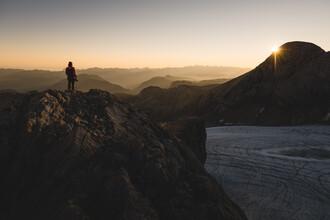 Ivan Bandic, Glacier Sunrise (Austria, Europe)
