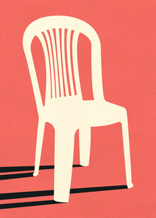 Rosi Feist, Monobloc Plastic Chair I (Germany, Europe)