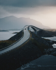 Daniel Schumacher, Atlantikstraße - Norwegen (Norwegen, Europa)
