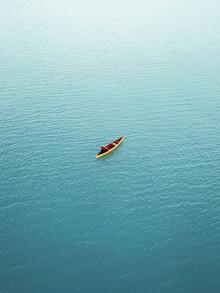 Frida Berg, Canoeing in New Zealand (New Zealand, Oceania)