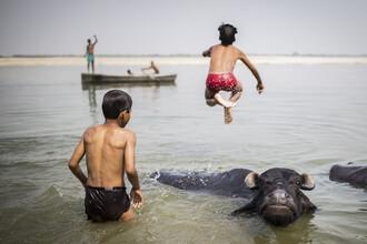 Andreas Adams, JUMP (Indien, Asien)