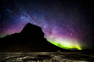 Andreas Adams, MYSTICAL LIGHTS (Iceland, Europe)