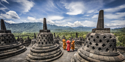 Andreas Adams, BOROBODUR (Indonesien, Asien)