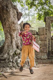 Andreas Adams, POWERGIRL (Kambodscha, Asien)