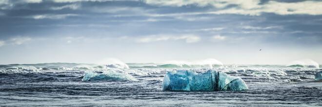 Andreas Adams, GLACIER OCEAN (Island, Europa)