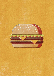 Daniel Coulmann, FAST FOOD Burger (Germany, Europe)