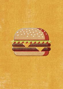 Daniel Coulmann, FAST FOOD Burger (Deutschland, Europa)