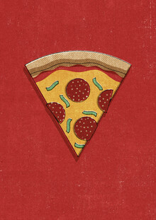 Daniel Coulmann, FAST FOOD Pizza (Deutschland, Europa)