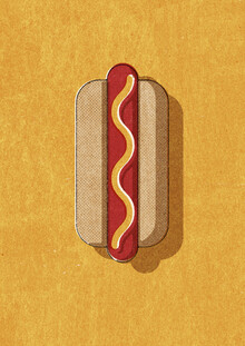 Daniel Coulmann, FAST FOOD Hot Dog (Germany, Europe)
