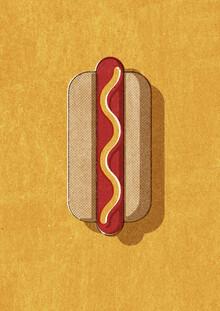 Daniel Coulmann, FAST FOOD Hot Dog (Germany, Europe)