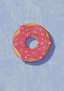 Daniel Coulmann, FAST FOOD Donut (Germany, Europe)