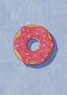 Daniel Coulmann, FAST FOOD Donut (Deutschland, Europa)