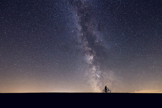 Oliver Henze, Mit dem Fahrrad auf dem Weg zu den Sternen (Deutschland, Europa)
