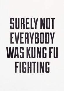 Photocircle , Surely Not Everybody Was Kung Fu Fighting (Deutschland, Europa)