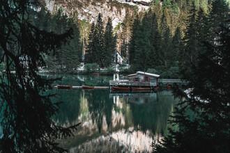 Christian Becker, Pragser Wildsee - Lago di Braies (Italy, Europe)