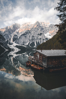 Christian Becker, Pragser Wildsee - Lago di Braies (Italien, Europa)