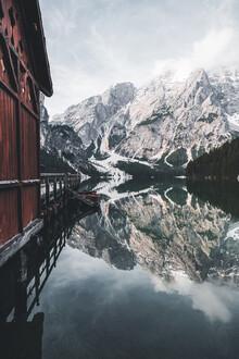 Christian Becker, Lago di Braies - Pragser Wildsee (Deutschland, Europa)