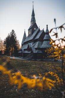 Christian Becker, Stabkirche Goslar (Deutschland, Europa)