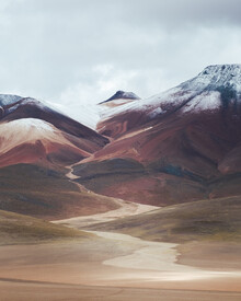 Manuel Gros, Desert Colors (Chile, Latin America and Caribbean)