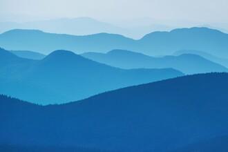 Christian Hartmann, Blaue Berge (Vereinigte Staaten, Nordamerika)
